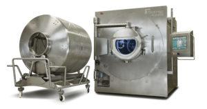 Flex 500 и одна из возможных конфигураций барабана